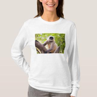 T-shirt Singe dans la jungle du parc national de