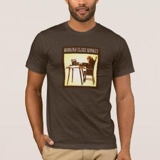 T-shirt Singe de classe ouvrière