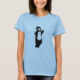 T-shirt Singe de mariage