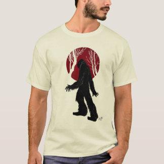 T-shirt Singe de mouffette - deux de partie