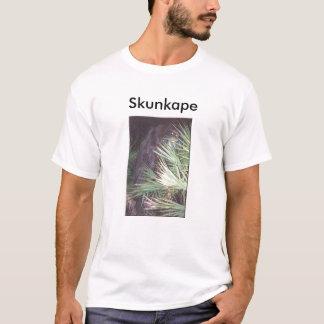 T-shirt singe de mouffette, Skunkape