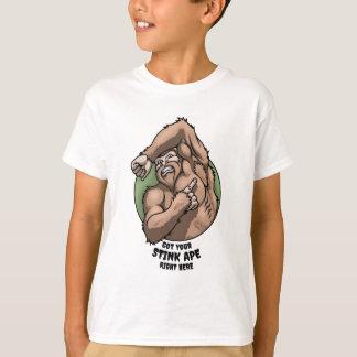 T-shirt Singe de puanteur