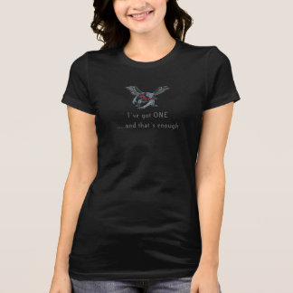 T-shirt Singe de vol
