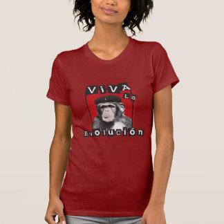 T-shirt Singe d'Evolucion de La de vivats