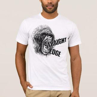 T-shirt Singe droite de bord