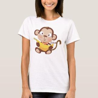 T-shirt Singe effronté de J.E.M