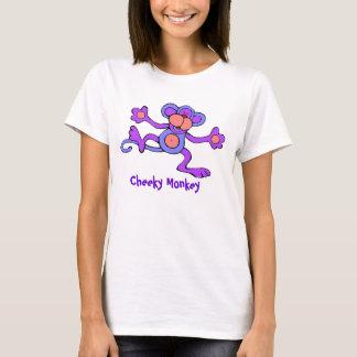 T-shirt Singe effronté grand