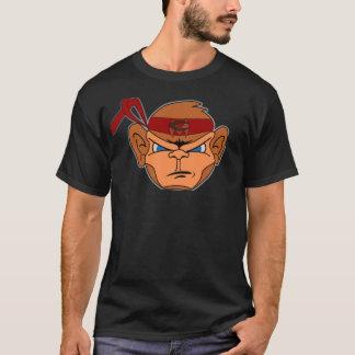 T-shirt Singe fâché de code