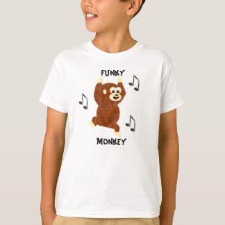 T-shirt Singe génial