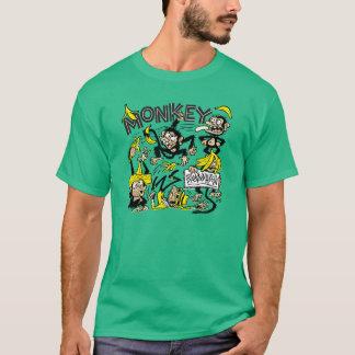 T-shirt SINGE - la pièce en t des hommes de Bananarchy