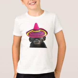 T-shirt Singe mexicain