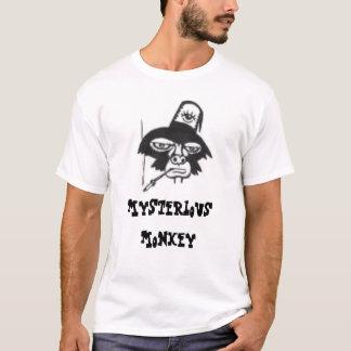 T-shirt Singe mystérieux (tabagisme)
