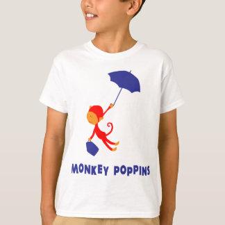 T-shirt Singe Poppins