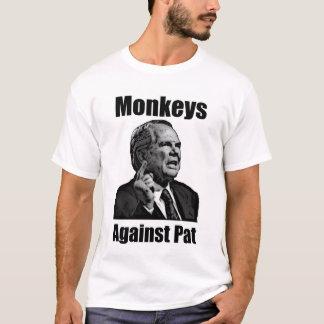 T-shirt Singes contre Pat Robertson