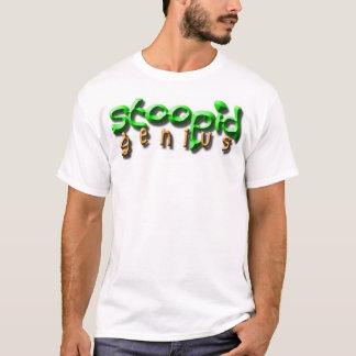 T-shirt Singes de mer de génie de Stoopid
