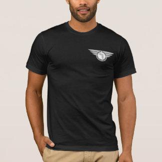 T-shirt Singes de mouffette de côte de l'espace