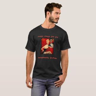T-shirt Singularité obsolète Skelly à chapeau - hommes