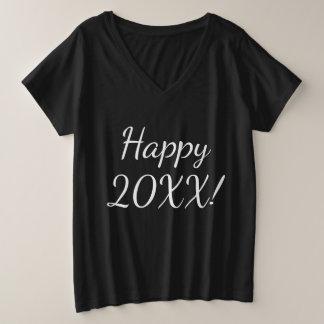T-shirt sinueux de la taille des femmes de bonne