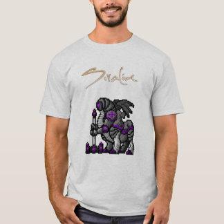 T-shirt Siralim - chemise de croisé de crépuscule