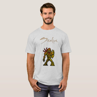 T-shirt Siralim - chemise ravie de goule