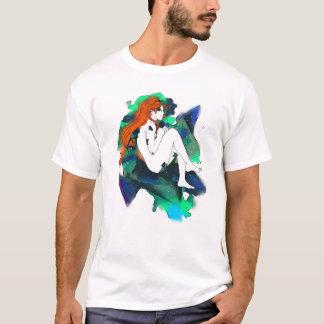 T-shirt Sirène calme