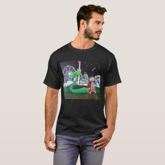 T-shirt Sirène de Coney Island