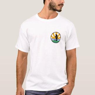 T-shirt Sirène sous-marine d'explorateurs de Downeast