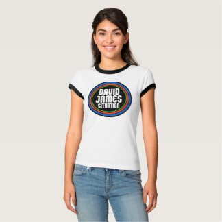 T-shirt Situation de David James