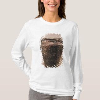 T-shirt Situla avec trois bandes décoratives de repousse