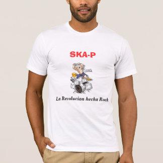 T-shirt Ska-P. Roche de hecha de Revolucion de La