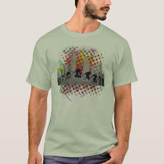 T-shirt Skateboarding urbain I
