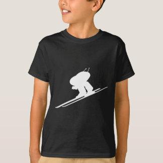 T-shirt Ski alpin