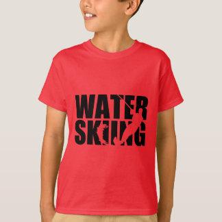 T-shirt Ski d'eau