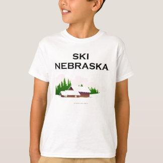 T-shirt Ski SUPÉRIEUR Nébraska