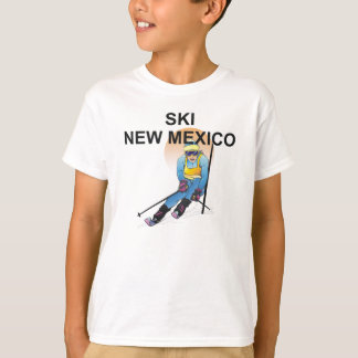 T-shirt Ski SUPÉRIEUR Nouveau Mexique