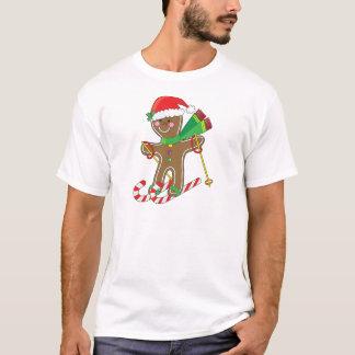 T-shirt Skieur de pain d'épice