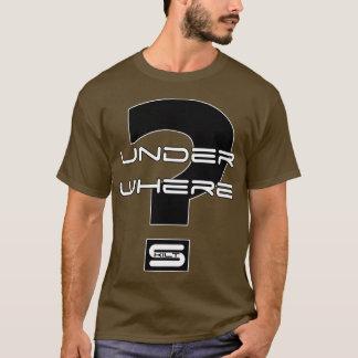T-shirt Skilt - sous où ?