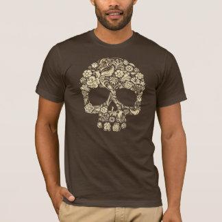 """T-shirt «Skull Flower """""""
