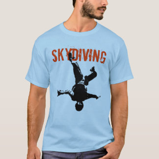 T-SHIRT SKYDIVING