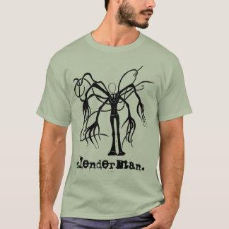 T-shirt slenderman.