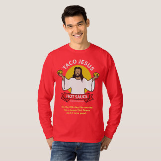 T-shirt Slogan de Jésus de taco