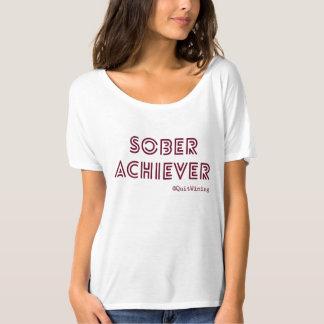T-shirt Slouchy #4 d'ami d'accomplisseur sobre