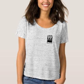 T-shirt Slouchy de sécurité de salle de l'ami des