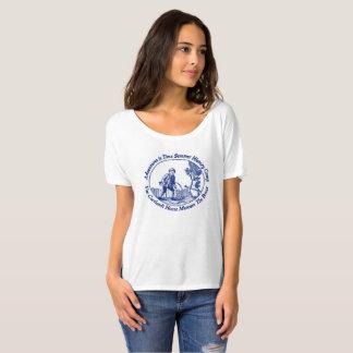 T-shirt Slouchy du camp des femmes