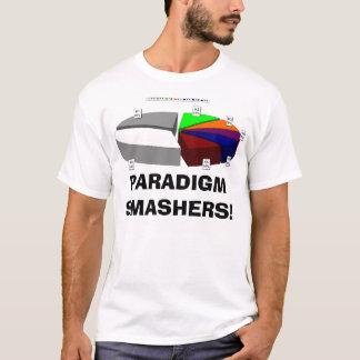 T-SHIRT SMASHERS DE PARADIGME !