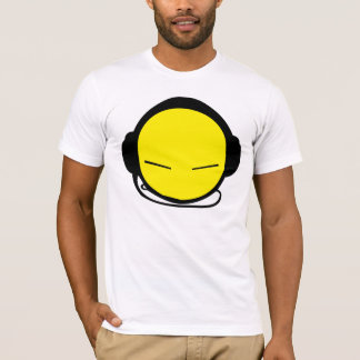 T-shirt Smiley 2 du DJ