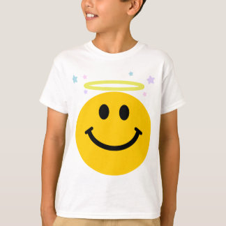 T-shirt Smiley d'ange