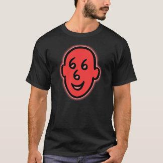 T-shirt Smiley satanique 666