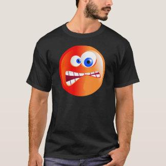 T-shirt Smilie soumis à une contrainte