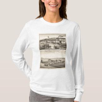 T-shirt Smyth, propriétés d'Adams